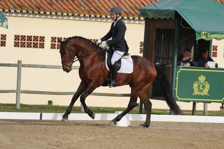 Taça Portugal e Campeonato de Dressage Nacional, Alter do Chão